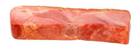 Piece of pork bacon