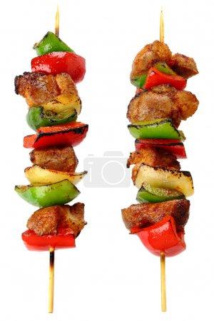 Fried skewers