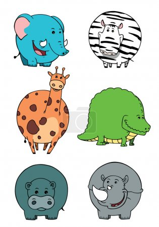 Animals collections