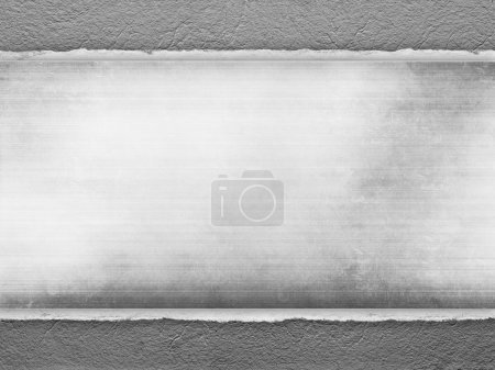 Template background - metal and concrete