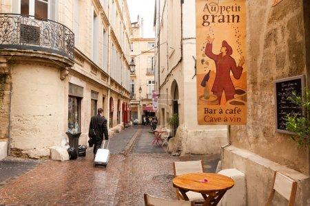Aix-en-Provence, south of France