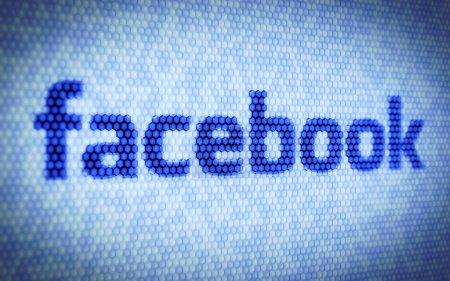 Facebook-Text