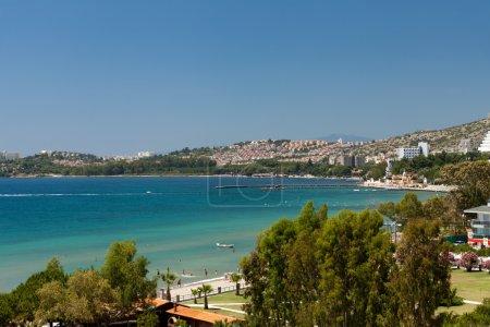Aegean coast - Recreaiton area and beach...