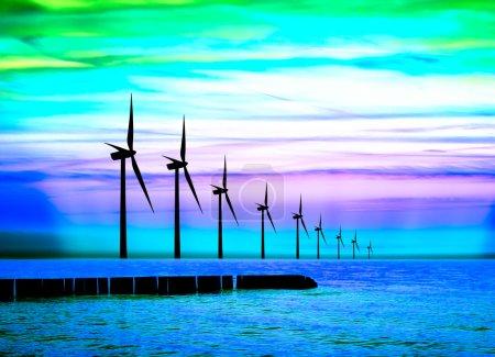 Blue energy power
