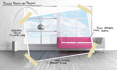 House restyling project
