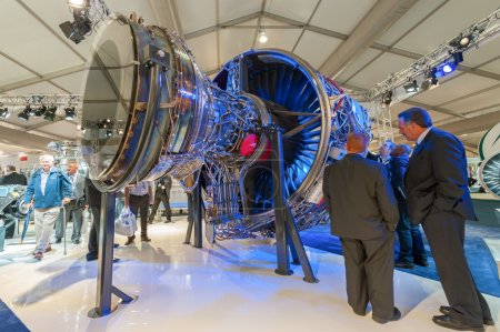 Rolls-Royce jet engine