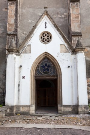Cathedral entry