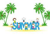 Summer for kids