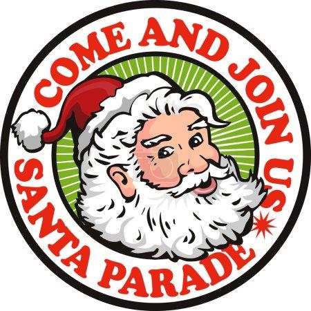 Father Christmas Santa Claus Parade