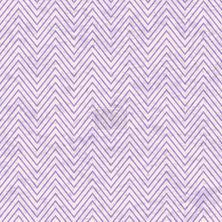 Illustration pour Abstrait ancien zig zag transparente motif. - image libre de droit