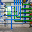 The architecture of an industrial hydraulics fitti...