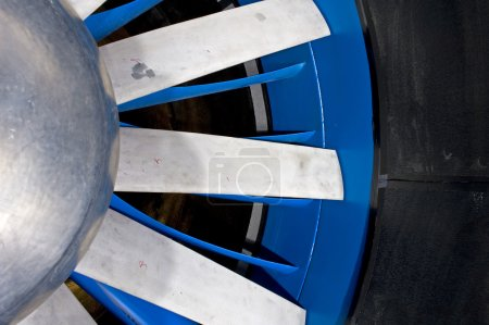 Windtunnel rotor