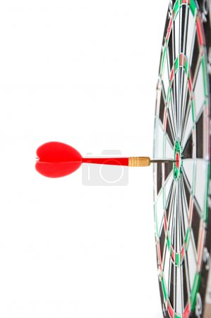 Photo for Darts hitting a target - Royalty Free Image