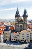 Prague, the capital of Czech Republic