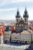Prague, la capitale de la République tchèque