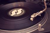 Vinylové hráč