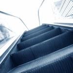 Escalator stairs...