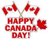 Canada Day stickers