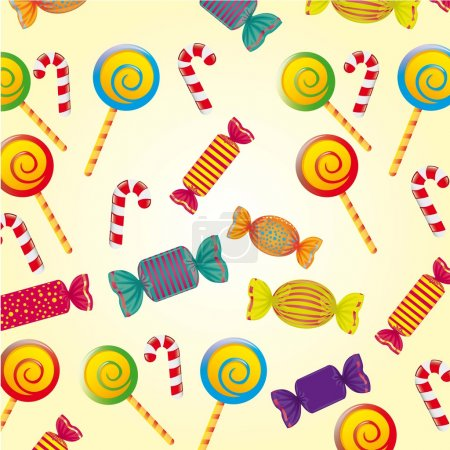 candies vector
