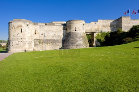 Ducal Castle, Caen, Normandy, France