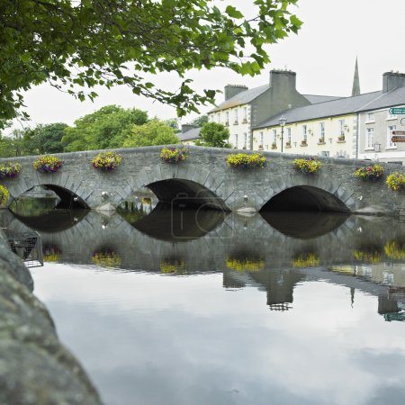 Foto de Westport, county mayo, Irlanda - Imagen libre de derechos