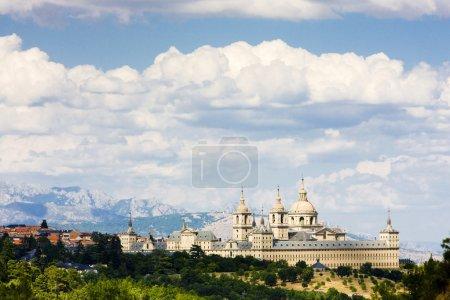 Monastery, San Lorenzo del Escorial, Spain