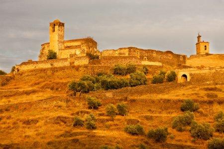 Alcantara, Caceres Province, Extremadura, Spain