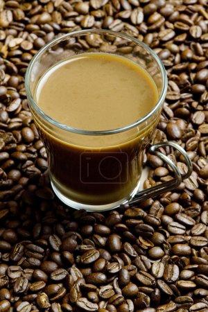 Photo pour Tasse de café - image libre de droit