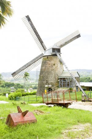 Morgan Lewis Mill Barbados