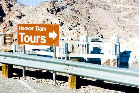 Photo for Hoover Dam, Arizona-Nevada, USA - Royalty Free Image
