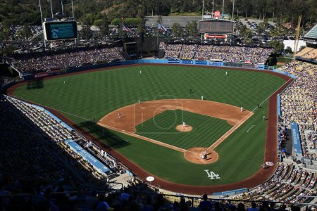 Dodger Stadium - Los Angeles Dodgers