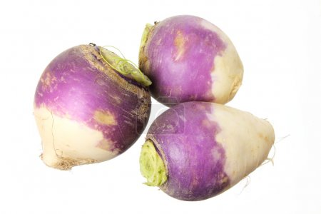 Whole Turnips
