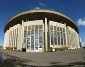 Olympic Stadium, known locally as the Olimpiyskiy or Olimpiski