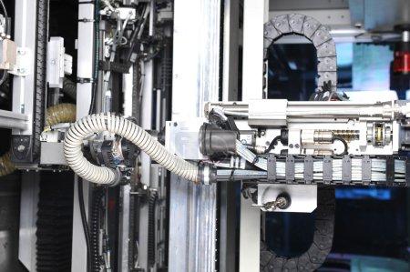 Parts modern machine