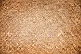 texture du sac. fond de toile de jute