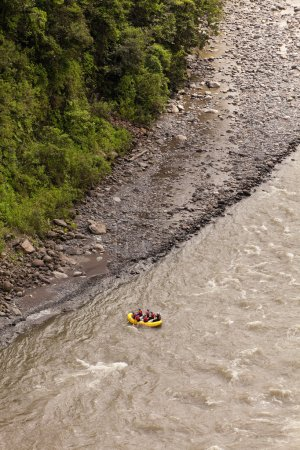 Whitewater River Rafting Adventure