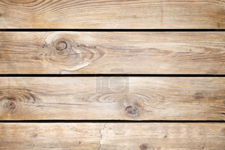 Photo for Old natural wooden planks texture for background - Royalty Free Image