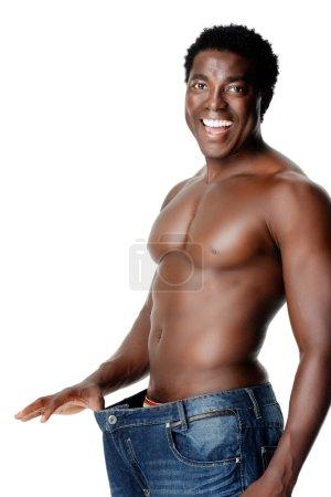 Slim weighloss man