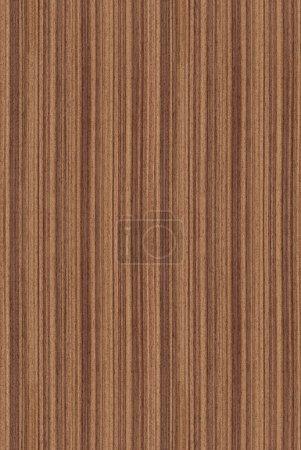 Photo pour Véritable texture sans couture de noyer (série de textures de bois très détaillées) ) - image libre de droit