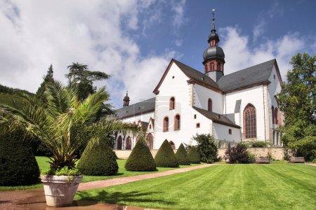 Monastery church of the Cistercian monastery Kiedr...