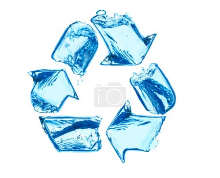 Recycle for clean water