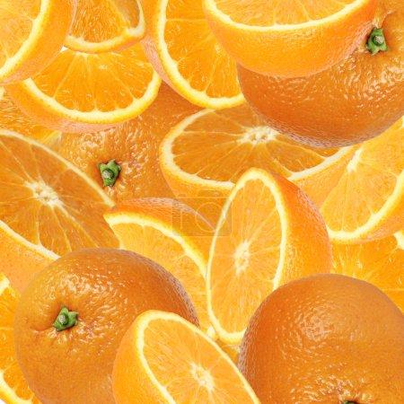 Photo pour Fond orange douce - image libre de droit