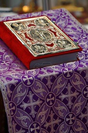 Bible in the church