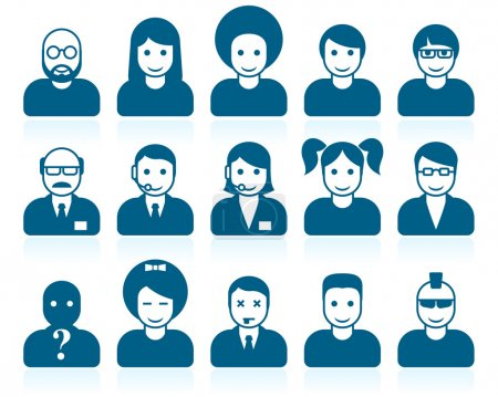 Simple avatars