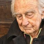 Nice Image of a senior man...