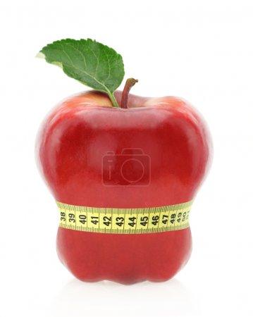 Fruit diet concept