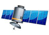 Erde-Satellit