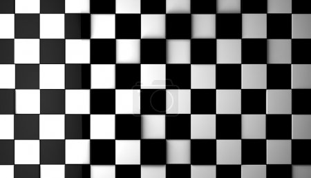 Wall tiles cubes background