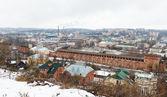 Houses And Kremlin Wall. Smolensk.