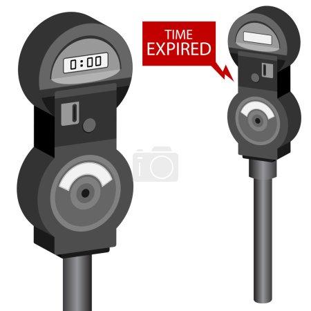 Parking Meter Set